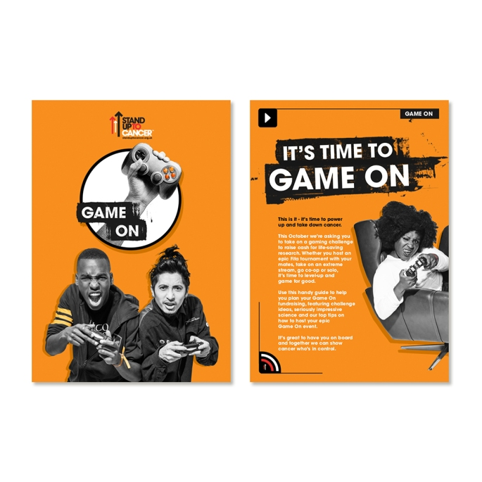 Game on Fundraising Guide
