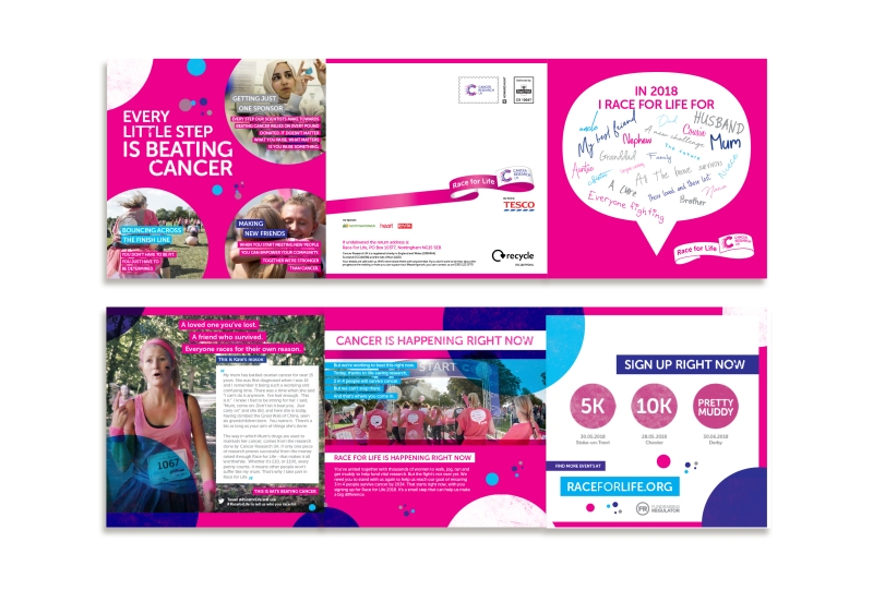 Race For Life 2017/18